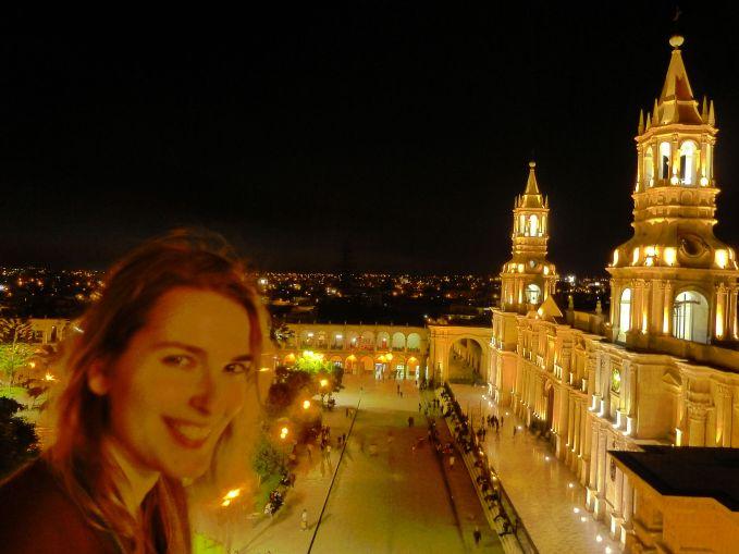 Arequipa ou a catedral mais bonita do planeta