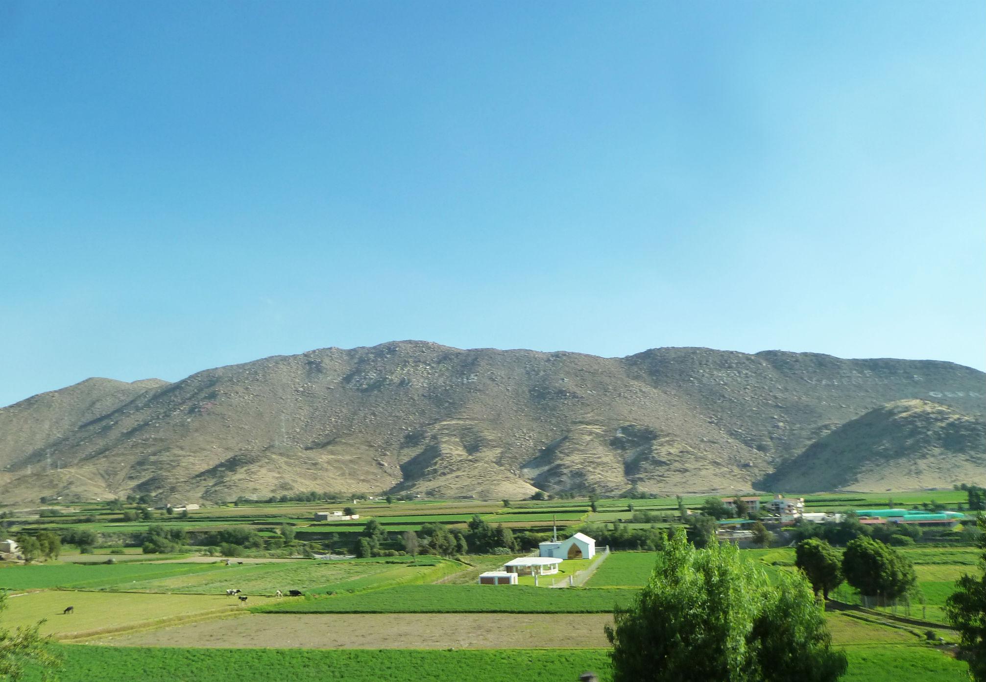 Uma lista de passeios e impressões de Arequipa