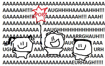 crianças gritando no Peru