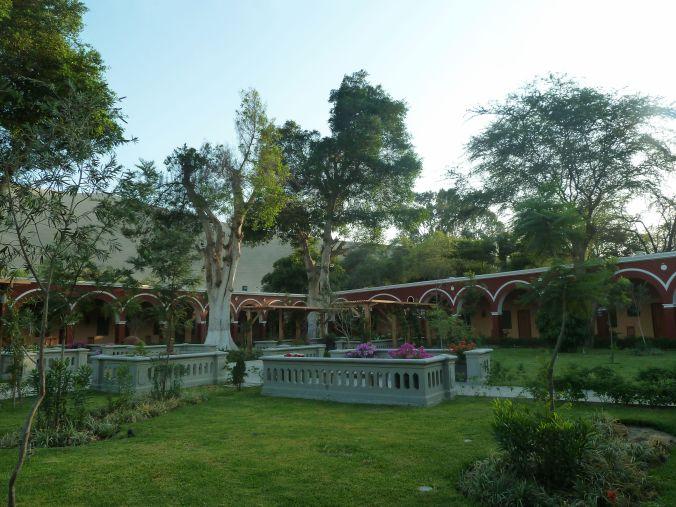 dm hoteis mossone no oásis de Huacachina