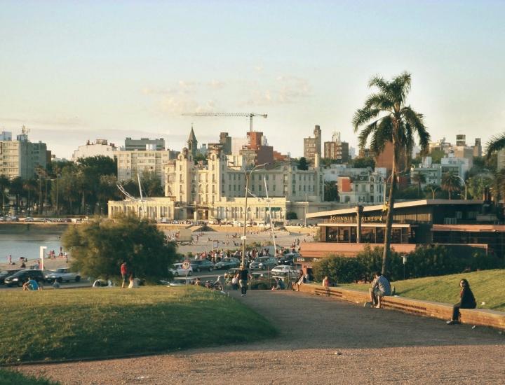 Se hospedar no Parque Rodo em Montevideo