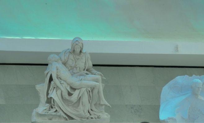 mais detalhes da catedral metropolitana de braslia