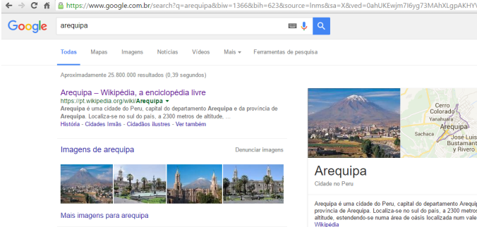 misti no google