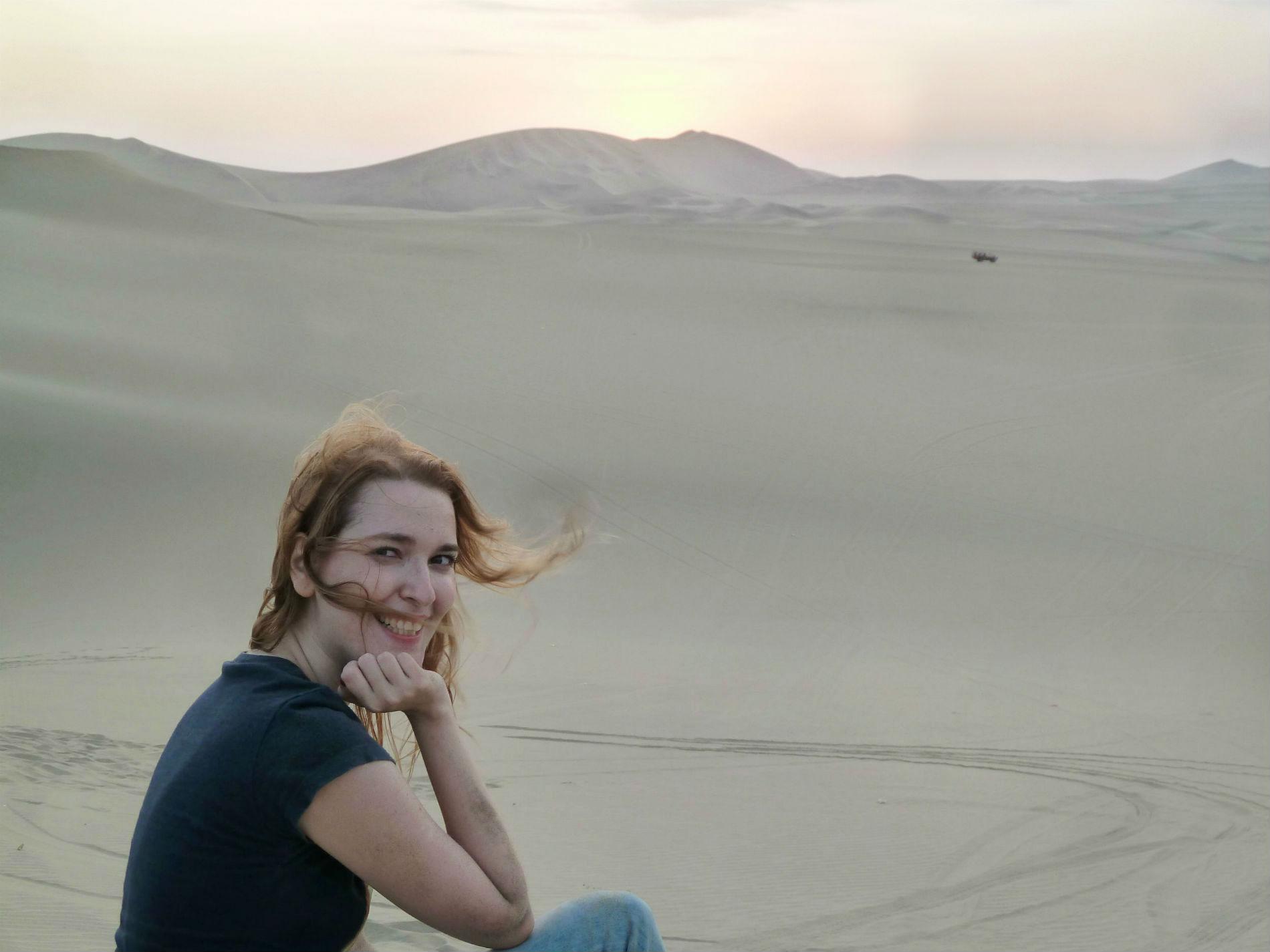 por do sol dunas de huacachina 3