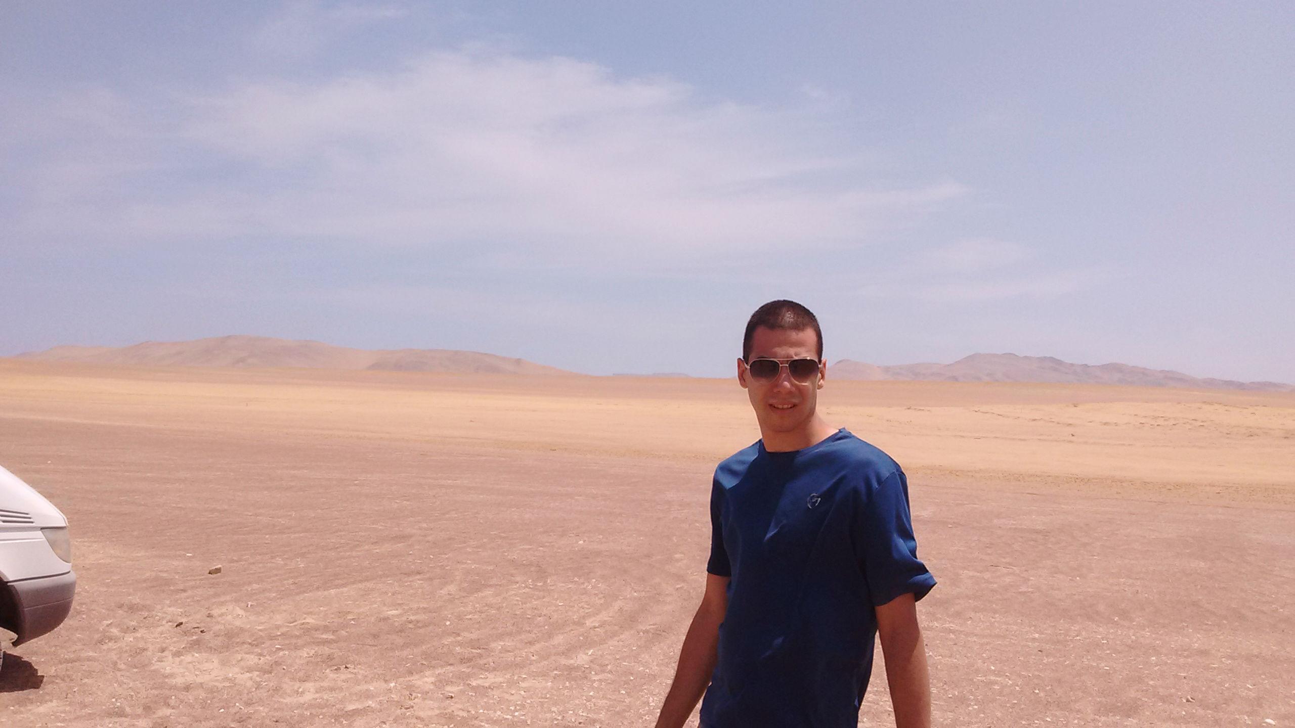 presos no deserto de paracas