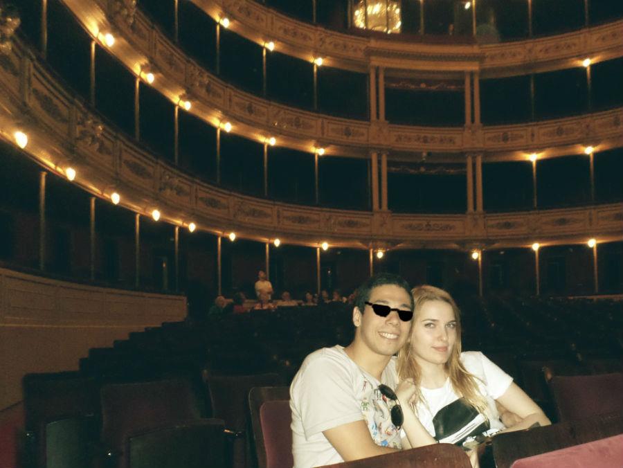 Teatro Solis em Montevideo