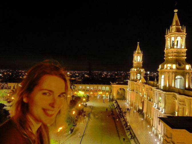 Arequipa ou a catedral mais bonita do planeta2