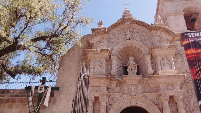 igrejas de arequipa
