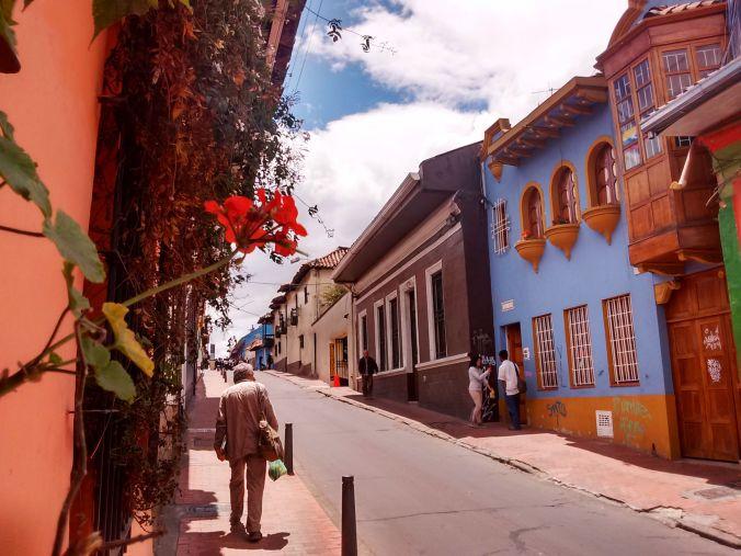 La Candelária Bogotá