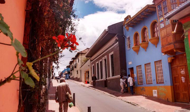 La Candelária Bogotá um dos melhores bairros para se hospedar