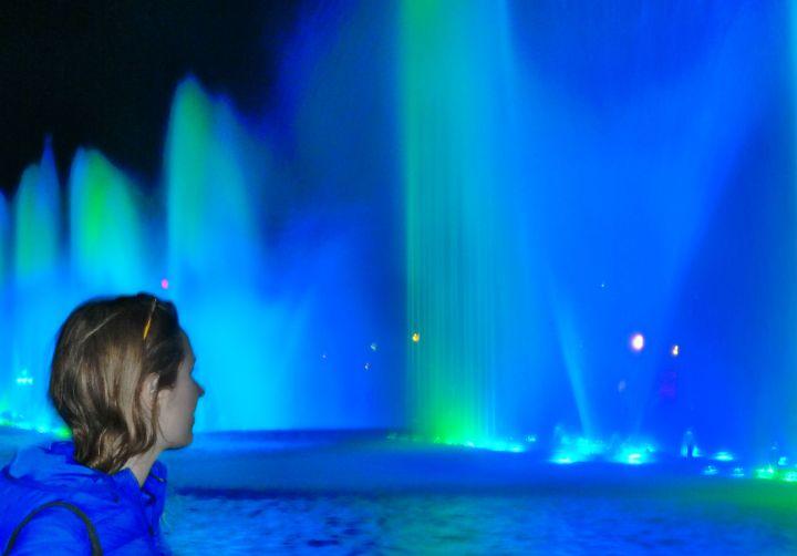 Circuito mágico de las aguas, uma das coisas mais legais para fazer em Lima