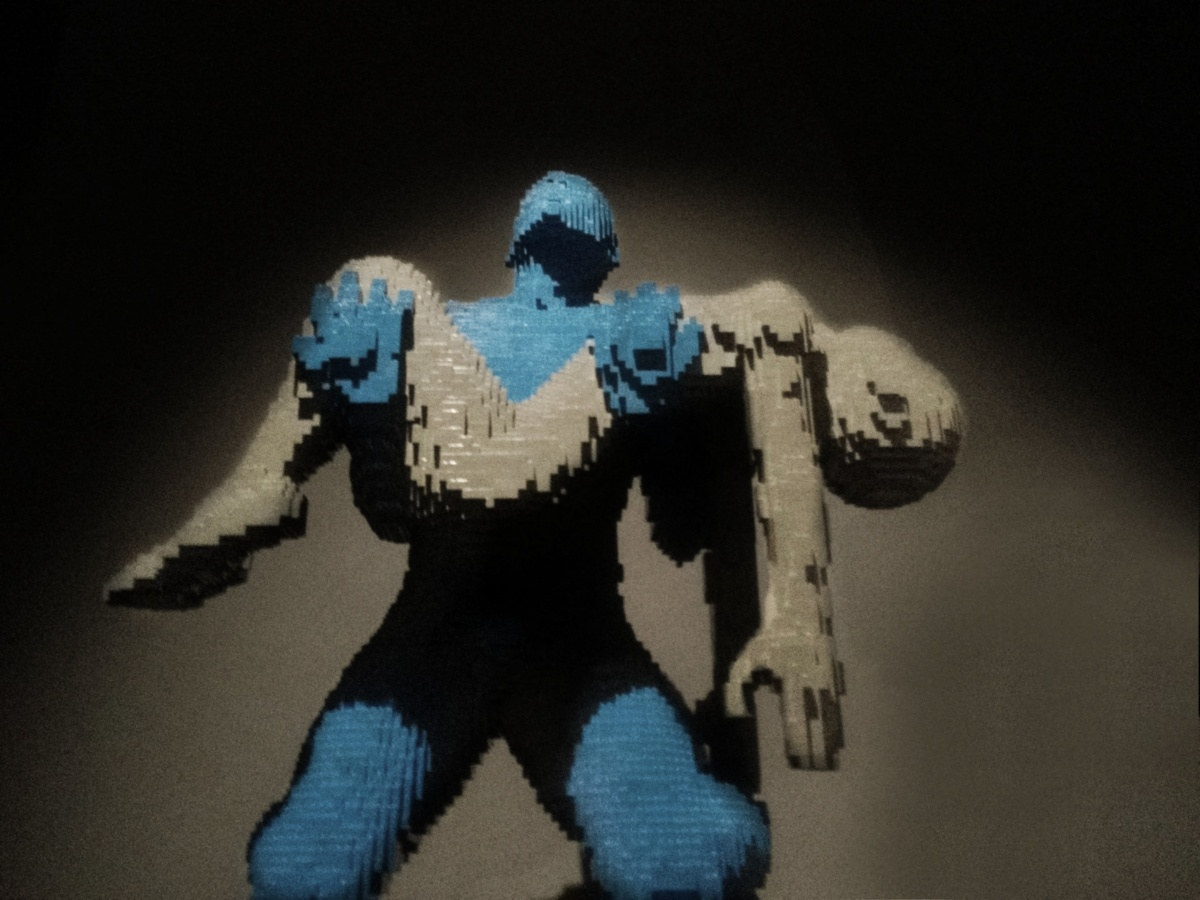 Como A Exposio De Lego Art Of The Brick Com Detalhes E Segue Abaixo O Desenho Do Circuito Se Voc Quiser Montar Seu Preciso Cirrgica 1 Viagem 2 Vises