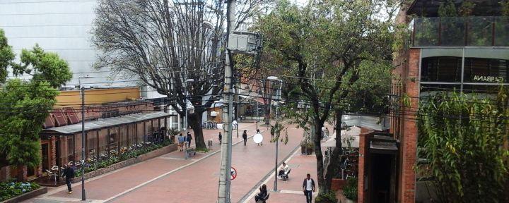 Dica 4: Zona T também é um dos melhores lugares para ficar em Bogotá