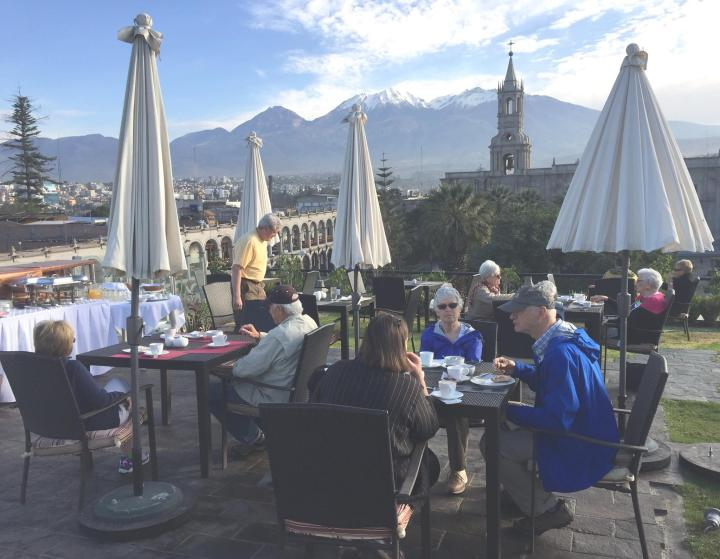 katari hotel na plaza de armas onde se hospedar em arequipa