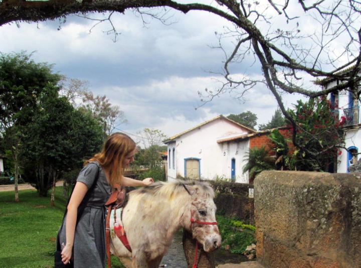 o que fazer em Tiradentes - olha que ponei lindo