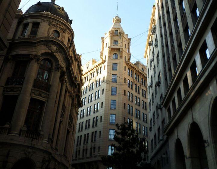 Onde se hospedar em Santiago?