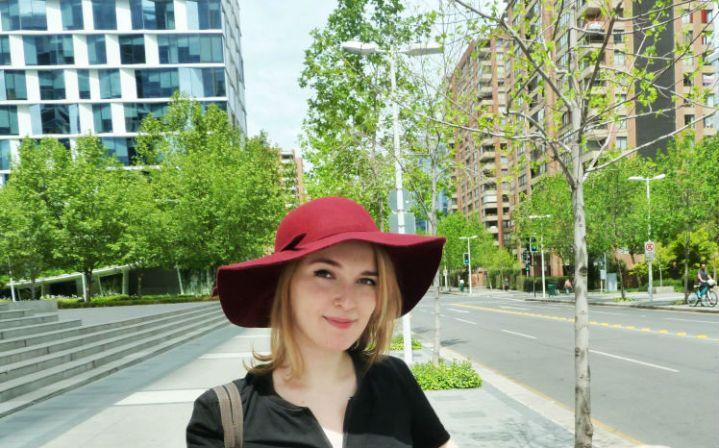 ruas de las condes santiago de chile na primavera
