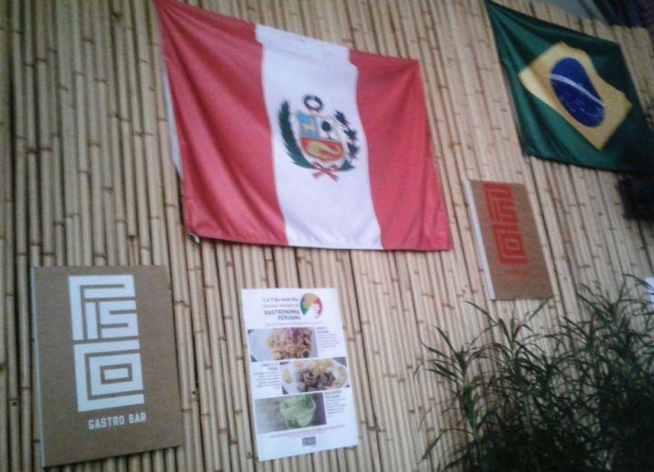 melhores restaurantes de comida peruana no rio de janeiro pisco gastrobar