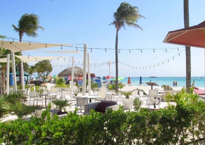 onde se hospedar em aruba alem de palm beach