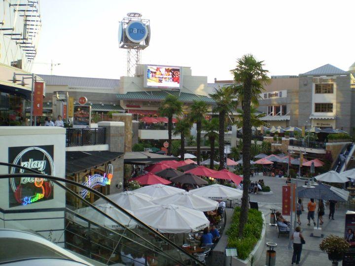 Mall Parque Arauco O que fazer em Santiago.JPG