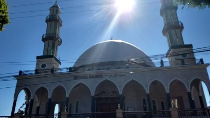 mesquita no paraguai ciudad del este