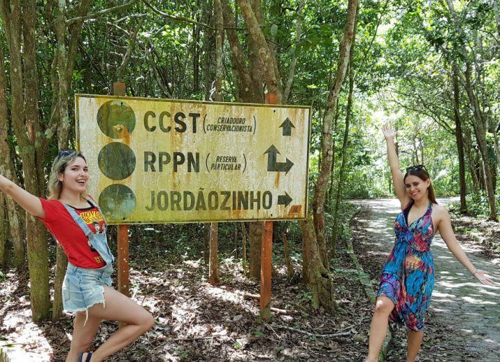como chegar no santuario ecologico santa terezinha um dos lugares mais lindos de Alagoas