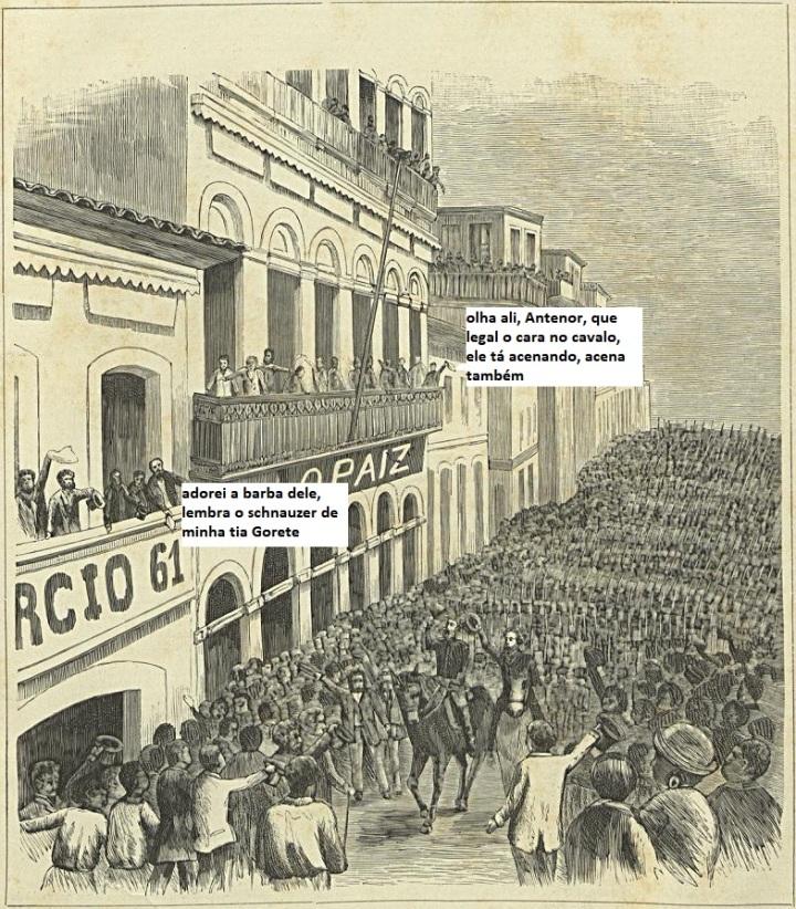 história da primeira república e nome de florianópolis